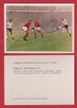 England v West Germany Charlton Cohen Held @ Wembley